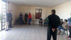 REUNIÓN CON POLICÍAS AUXILIARES (1)