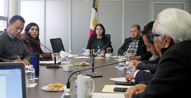 Sesión del Secretariado Técnico Local de Gobierno Abierto