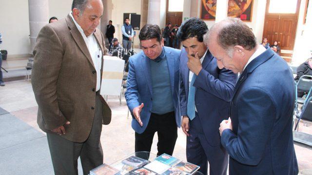 05 Convenio UAZ y el municipio de Durango firman