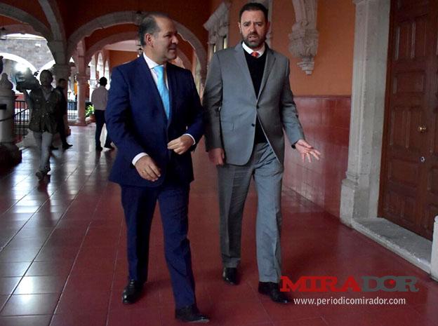 Alejandro Tello Cristerna y Martín Orozco Sandoval1