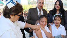 Gilberto Breña Vacunación