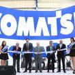 Inaugura Komatsu su taller de servicios en el municipio de Morelos