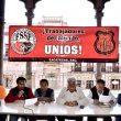 Anuncia FSSP que marchará en desfile del 1 de mayo por su cuenta