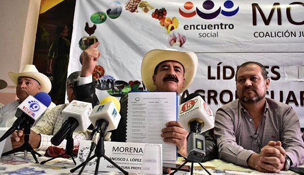 Francisco López García presidente del Clúster de Agricultura Protegida