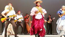 Celebra 23 años el Ballet Folklórico Gustavo Vaquera
