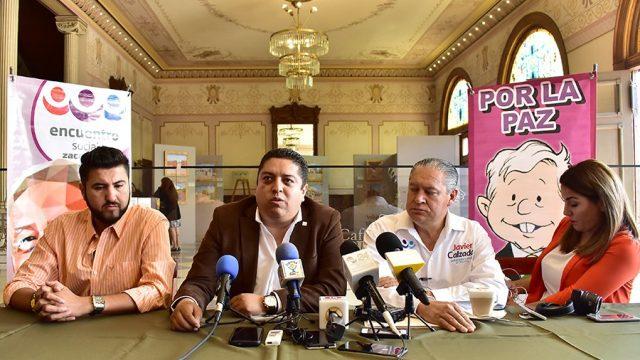 Recibe Marco Flores amenazas, asegura dirigencia del PES