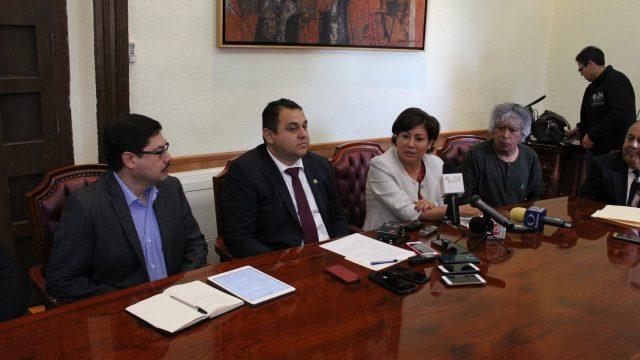 Antonio Guzmán y Judit Guerrero