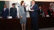 Fabiola Torres y Antonio Guzmán