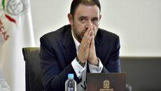 Alejandro Tello Gobernador de Zacatecas