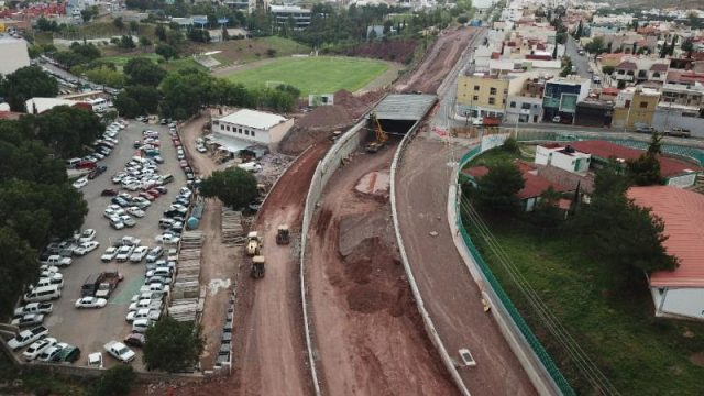 Obras Zacatecas