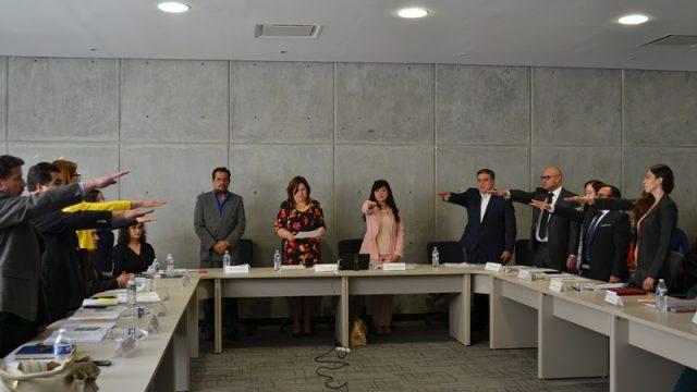 Comisión para poner fin a violencia contra niñas, niños y adolescentes