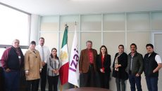 Los Comisionados del IZAI y las responsables de Archivos en Zacatecas acordaron llevar a cabo una reunión de trabajo con la Directora del Archivo General de la Nación