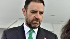 Alejandro Tello Gobernador
