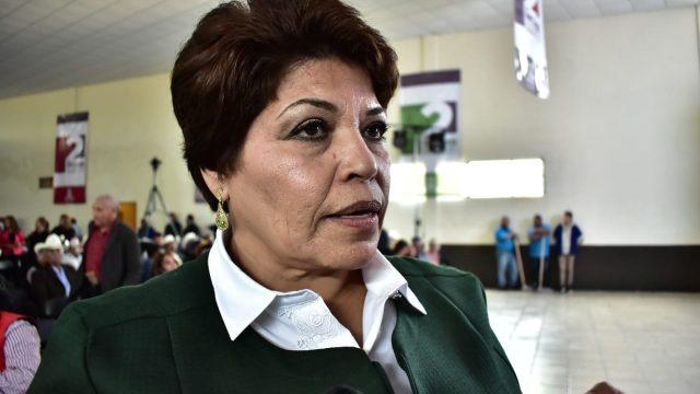 Imelda Mauricio Esparza