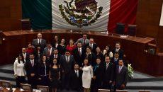 Rinden protesta diputados de la LXIII Legislatura