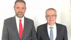 Tello con Carlos Urzúa