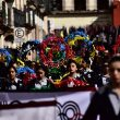 Alejandro Tello desfile 20 de noviembre1
