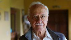 Maestro Salomón Mahmad y Sitton, fundador y profesor-investigador del CIESAS Pacífico Sur en Oaxaca, miembro de la Academia Mexicana de Ciencias, reconocido con el Premio Nacional de Artes y Literatura 2018. (Foto: Elizabeth Ruiz Jaimes/AMC.)