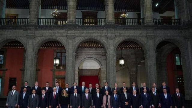 AMLO Gobernadores