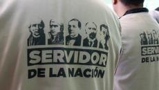 servidor de la nacion