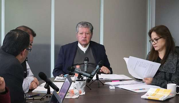 La FGJEZ entregó al IZAI la información faltante sobre funciones y salarios del personal