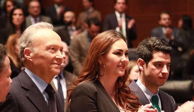 Nombran a Gertz Manero como nuevo Fiscal General