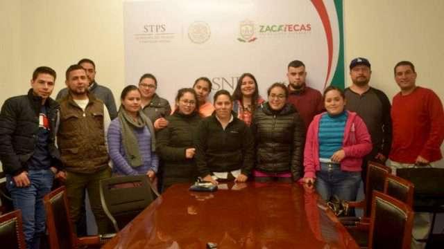 22 jóvenes zacatecanos a trabajar a Canadá