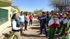 Niños Triquis visitan Fresnillo