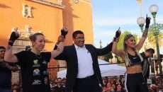 Ya entrenan en Fresnillo La Barby Juárez y Eva María Naranjo1
