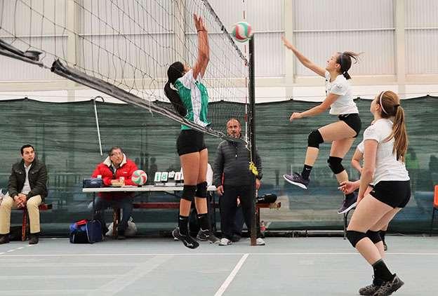 Zacatecas se coronó en voleibol olímpico