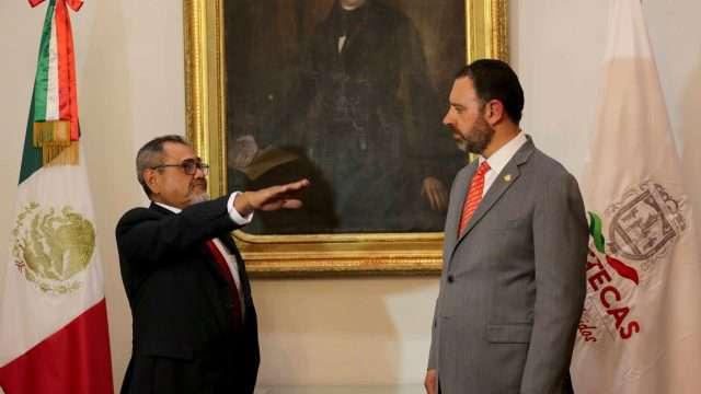 Javier Ramírez García, Comisionado Local de Búsqueda de Personas del Estado de Zacatecas