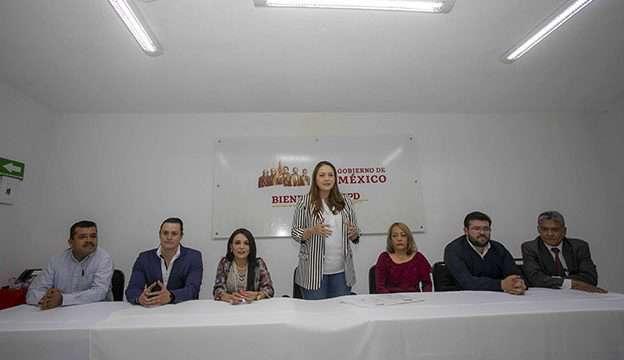 Nombran a subdelegados regionales en Zacatecas