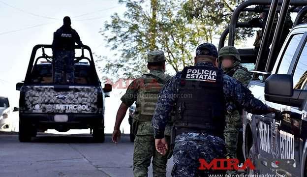 Policias y Militares