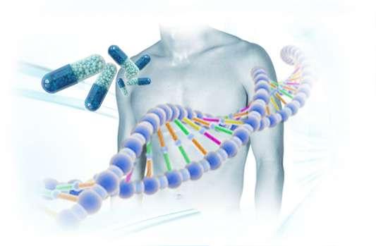 La farmacogenómica es una herramienta de la medicina personalizada que busca asignar el tratamiento adecuado a la persona indicada y en la dosis apropiada de acuerdo con la configuración genética de cada paciente. (Imagen: tomada de: www.google.com.mx/.)