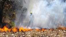 Se intensifican incendios forestales