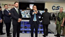 Zacatecas ya cuenta con C55