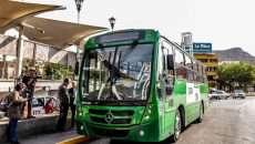 autobús híbrido