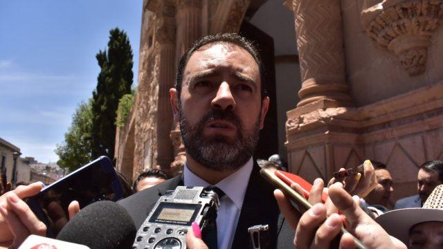 La obra de Rafael Coronel se quedará en Zacatecas Tello