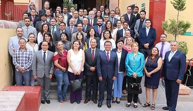 TSJEZ inicia maestría en derecho civil