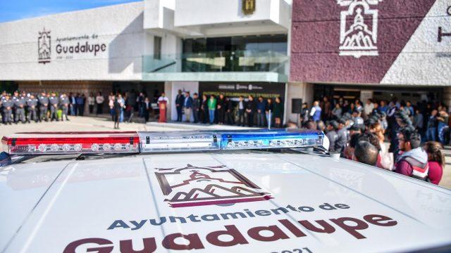 Policía de Guadalupe la mejor pagada | Periódico Mirador