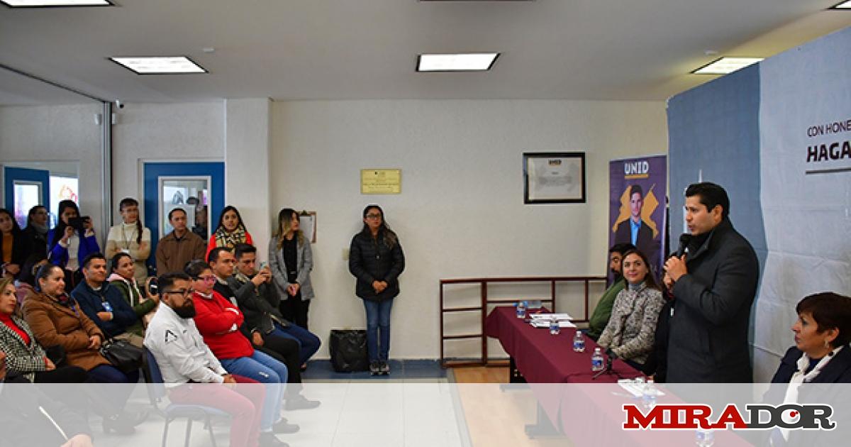 Exitosa Tercera Expo Empleo Universitaria en Guadalupe - Periódico Mirador